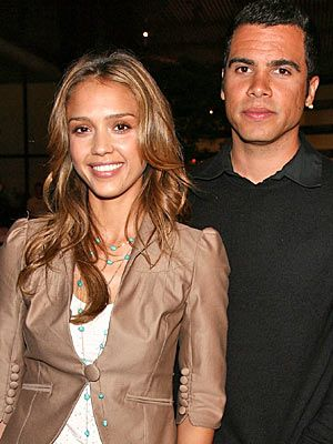 Jessica Alba ve Cash Warren